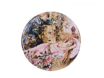 Taschenspiegel Dornröschen