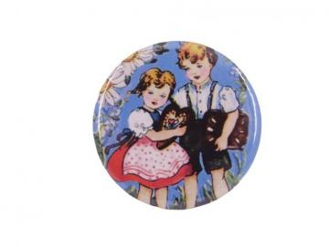 Taschenspiegel Hänsel und Gretel