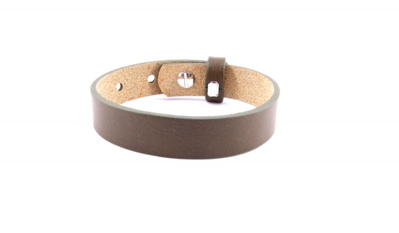 Cuoio Lederband glatt 15mm